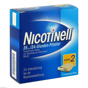 Nicotinell 14 mg / 24-Stunden-Pflaster